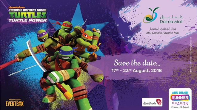 TEENAGE MUTANT NINJA TURTLES LIVE IN ACTION – SUMMER TILL EID