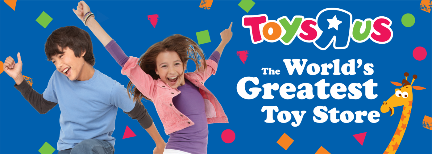 Toys R Us | Dalma Mall | The Best Shopping Mall