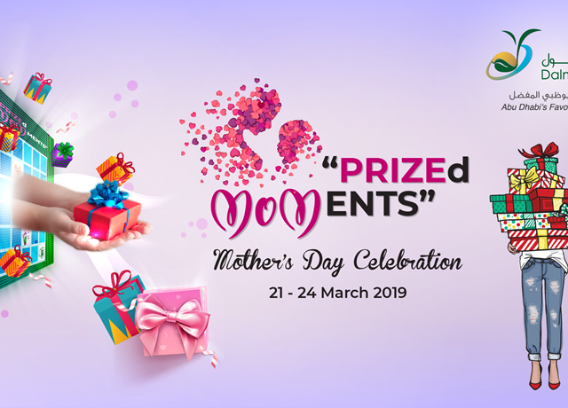 """PRIZEd MOMENTS"" Mother's Day Celebration"