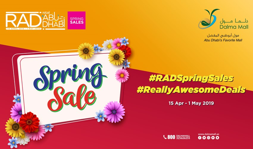 RAD Season - Spring Sales