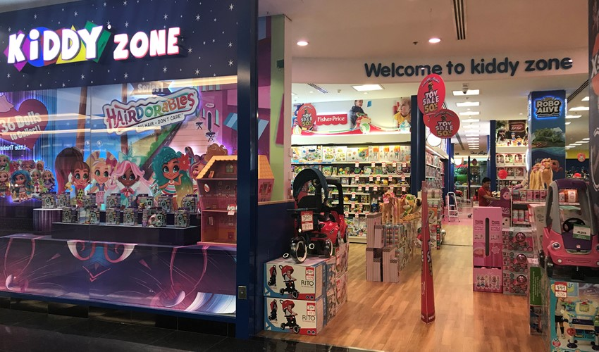 Kiddy Zone - Up to 50% on Selected Items