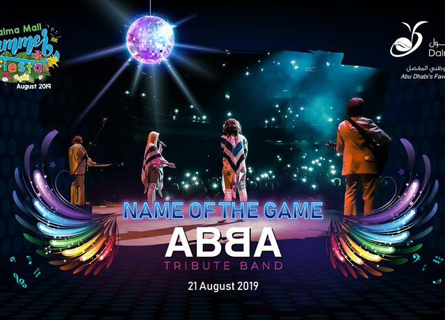 Name of the Game - ABBA The Tribute Band