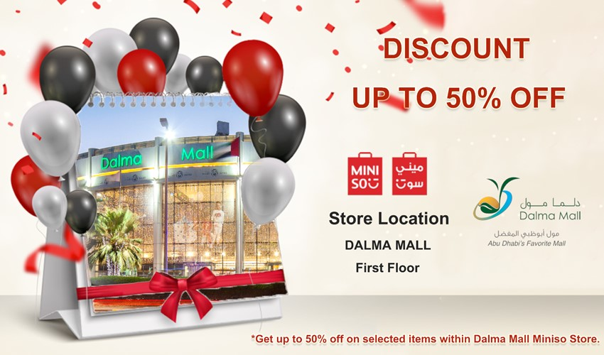 Miniso - Up to 50% OFF