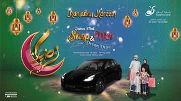 Shop & Win your Dream Drive